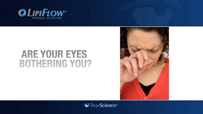 LipiFlow Patient Video